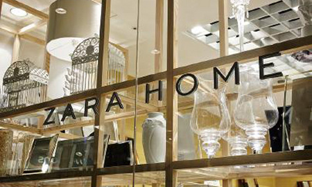 Fast fashion brands are extending to China's home sector