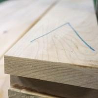 Hardwood Strips
