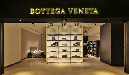 Bottega Veneta Shanghai home furnishing boutique opened -JIAGLE.com
