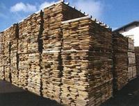 法国橡木ABC级毛边板材