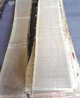 法国橡木QB2级毛边板材