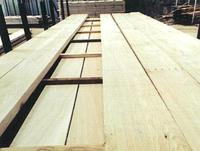 法国橡木QF2/3级定宽200mm直边板材