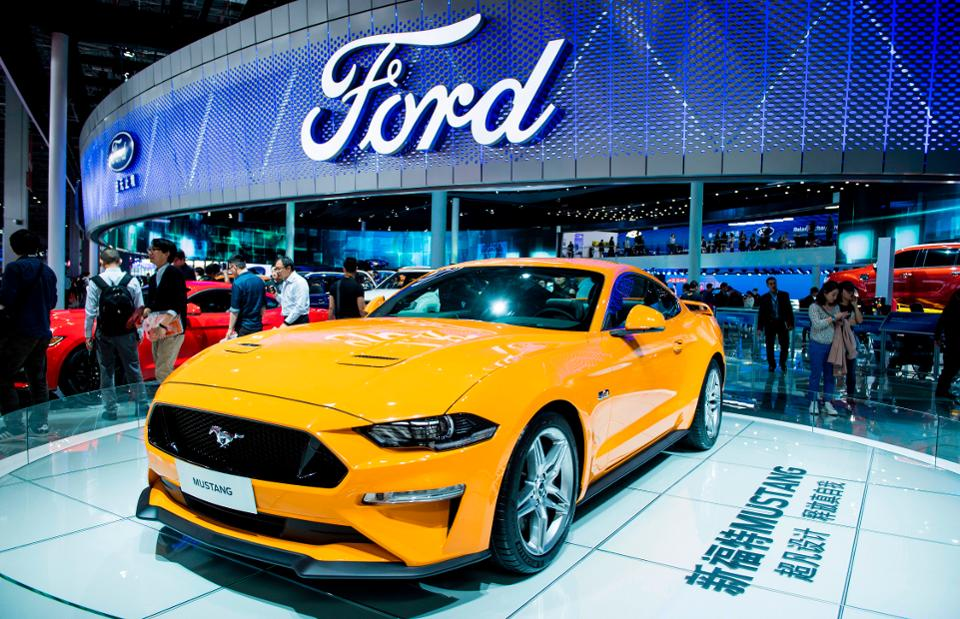 Ford, Alibaba, new retail,Ford