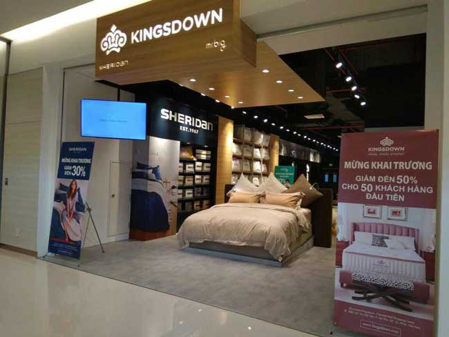 Kingsdown, China,Kingsdown continues expansion in China
