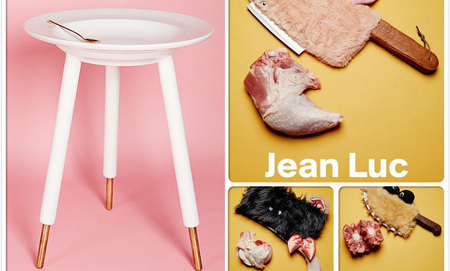 Belgium Is Design: My creations make you feel like a shetland pony under a rainbow