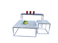Series marble table