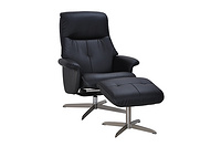 Leisure Leather Chair