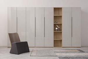 Wardrobe Renee & Lounge Chair Colette