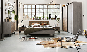 Lafabrica bedroom