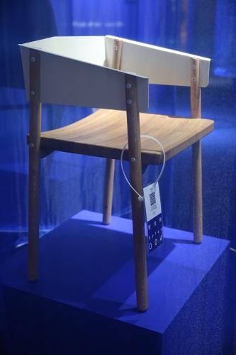 hyfen-Folding chair