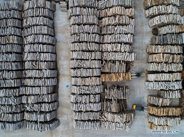 Huayuan Village,Zhejiang Province,Development of Huayuan Village of China: The Largest Wooden Crafts and Mahogany Furniture Wholesale Market in the World