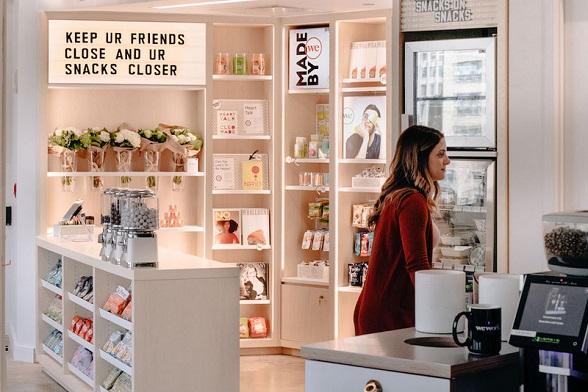 Sharing Market, Sharing Office, WeWork , WeMRKT,Sharing Market in Sharing Office? WeWork Launched Its New Retail Concept WeMRKT