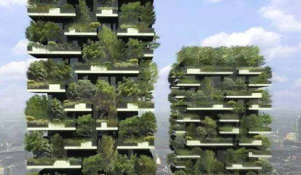 China,Easyhome ,Vertical Forest City Complex,China: Easyhome Will Establish the First Vertical Forest City Complex