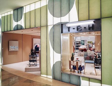 Chinese Flower Shop Brand 'The Beast' Opens A New Modern Home Brand 'T-B-H'