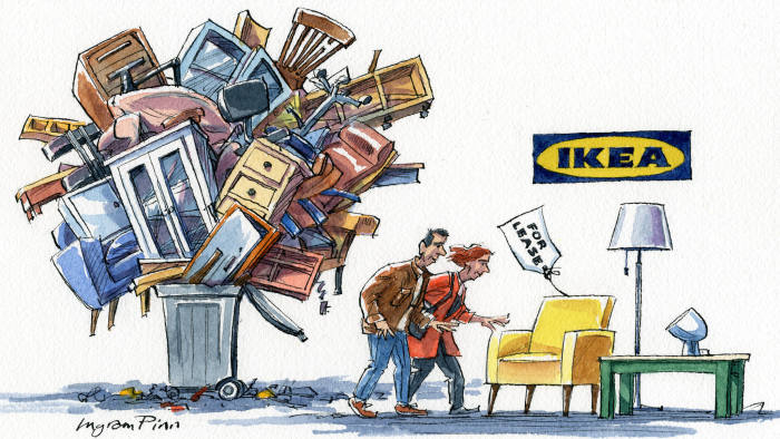 Ikea ,Ikea furniture does not need to fall apart