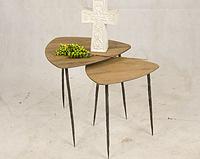 crewe side table 18067+18068