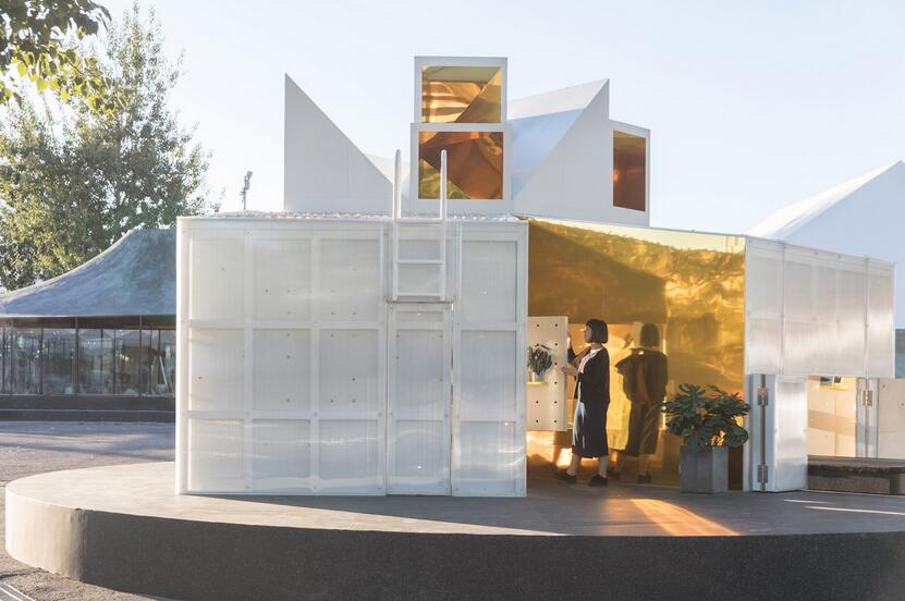 China House Vision exhibition,10 architects imagine the Chinese home of the future for China House Vision exhibition