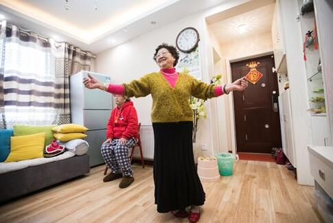 China's aging population,House remodeling, furniture designs: China's aging population a new gold mine for state economy