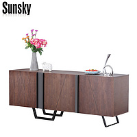 wooden sideboard cabinet M6M