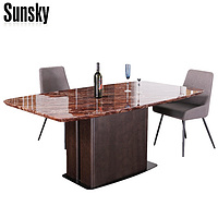 marble dining table M6T