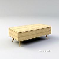 Milado Table Basse-3