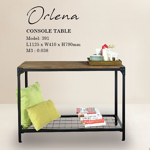 Orlena console table 301