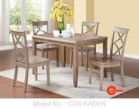 COS-KADEN DINING SET (1+4)