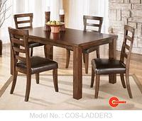 COS-LADDER 3 DINING SET (1+4)