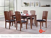 COS-DARWIN DINING SET (1+6)