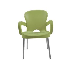 Platin Armchair - Light Green