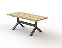 Coppice (Live edge) dining table