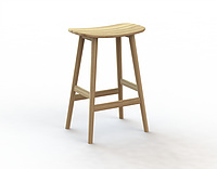 Clipper high stool