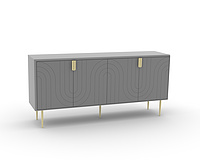 Harvard 4 door sideboard