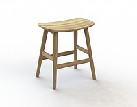 Clipper low stool