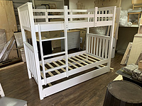 DBB001 DOUBLE BUNK BED