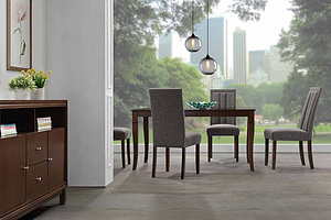 ITG 1123DC Dining Chair Set