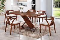 ANDREA 5271 DINING SET(1+6)