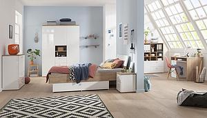 Globo kids bedroom