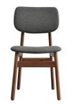 Enkel Sidechair (Walnut)