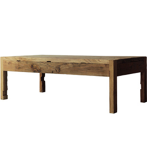 Ancient Age furniture Chinese reclaimed wood tea table