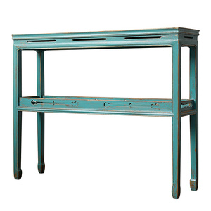 Ancient Age furniture Chinese reclaimed antique wood console table