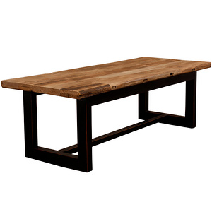 Ancient Age furniture Reclaimed wood dining &coffee table