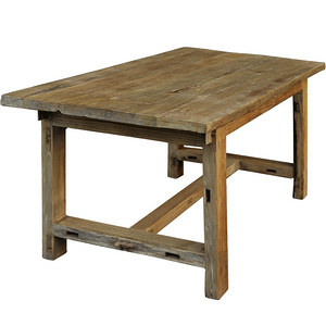 Ancient Age furniture Reclaimed rustic wood table