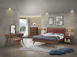 CRYSTAL Bed room Set