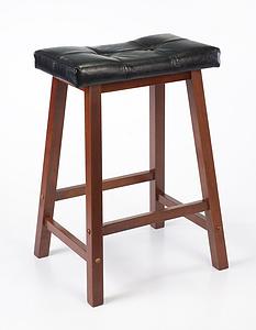 Saddle Stool, Cushion Seat