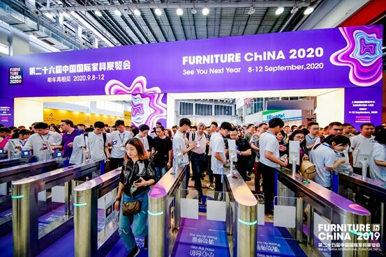 Furniture China 2019 ,Furniture China 2019 Shows a Notable Growth in Its 25th Anniversary
