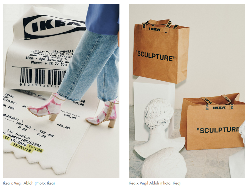 Ikea x Virgil Abloh: A Look At The Quirky New Collaboration