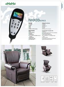 NHX03 SERIES Smart Home