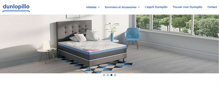 French 80-year-old mattress brand Dunlopillo is on the verge of bankruptcy