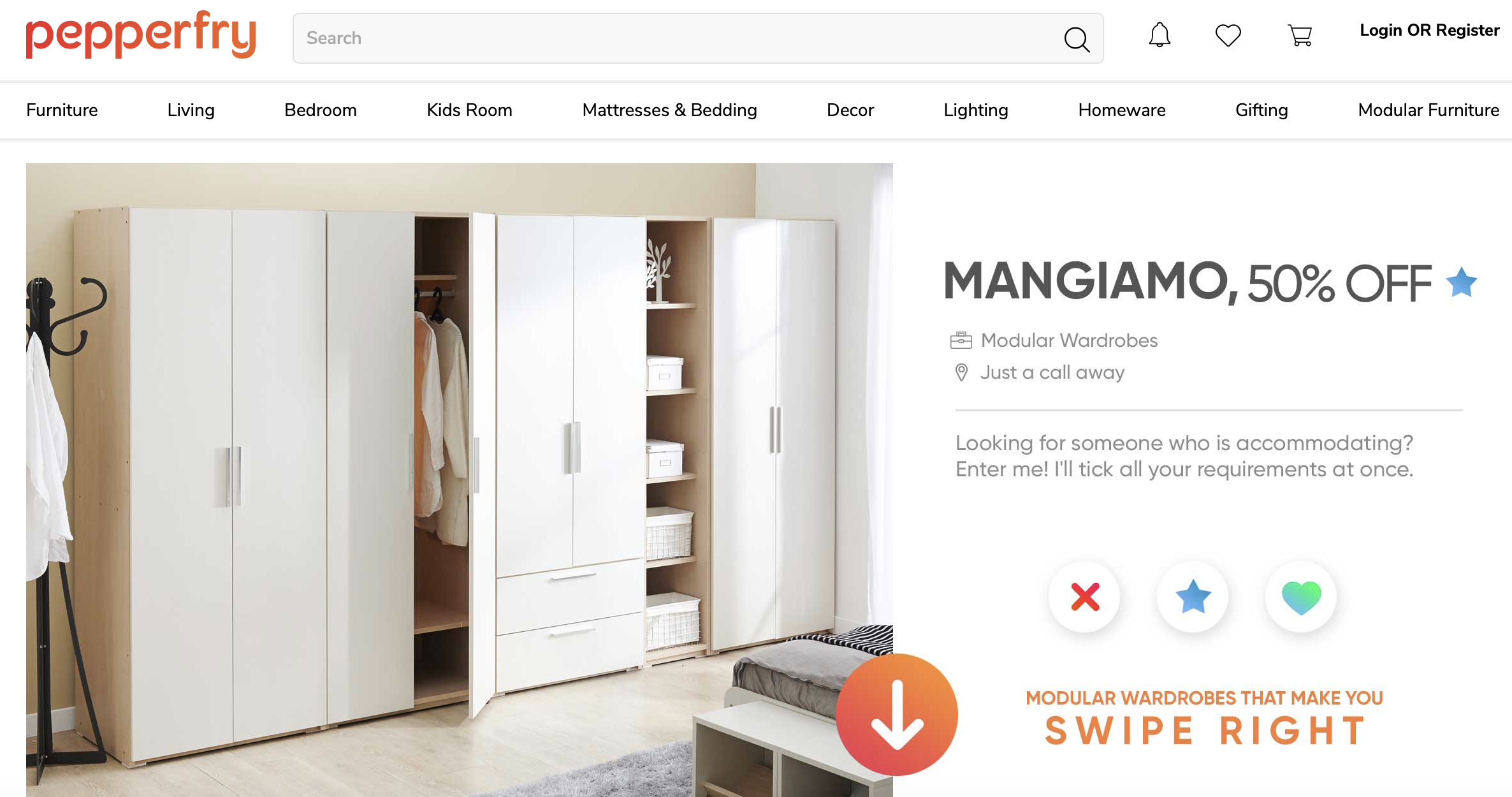 Indian online furniture startup 'Pepperfry' raises $ 40 million in Series F funding